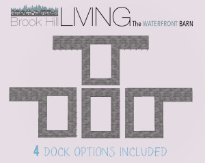 BH Barn Dock Options